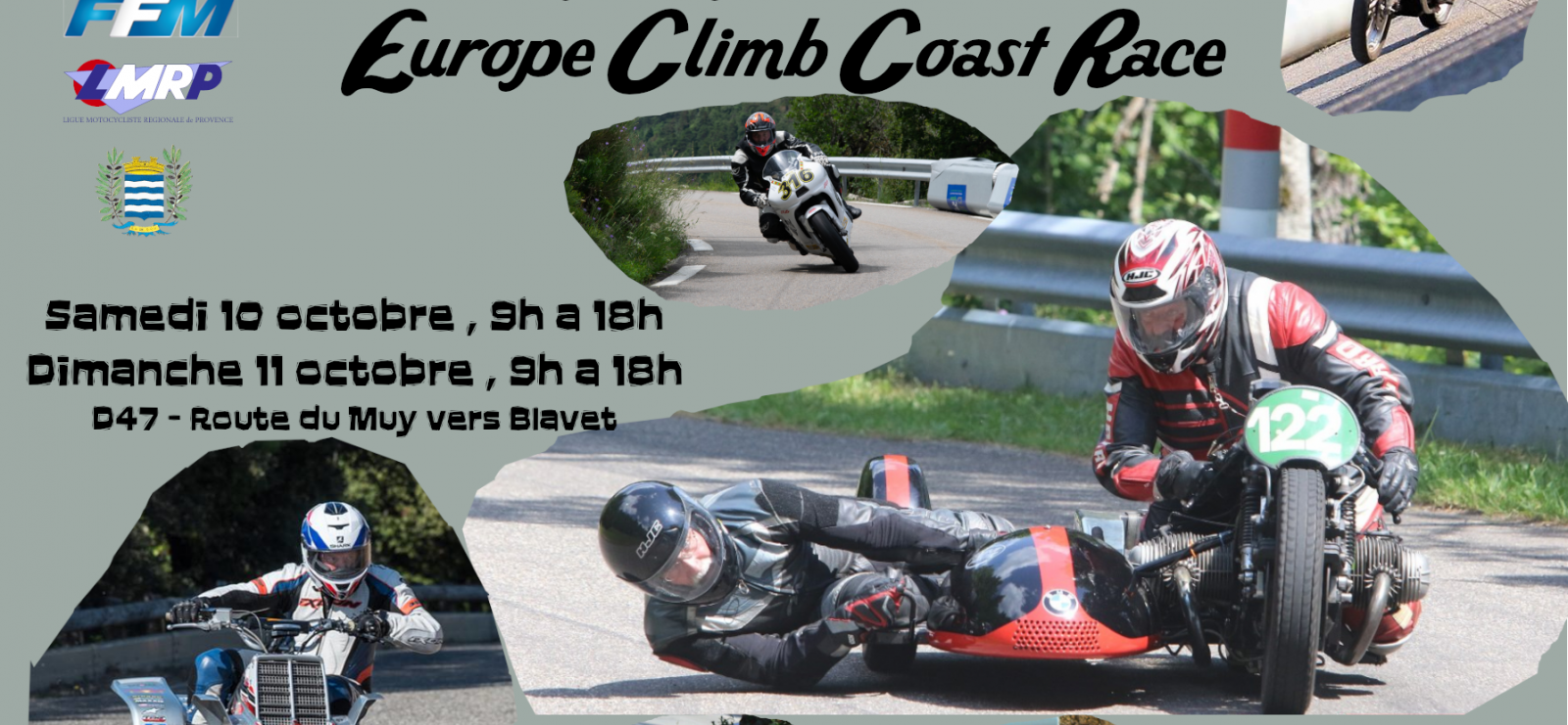 Le Blavet Europe Climb Coast Race
