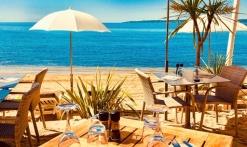 Borea beach Restaurant plage