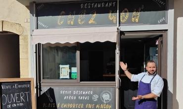 Yohann Perrin et son Restaurant