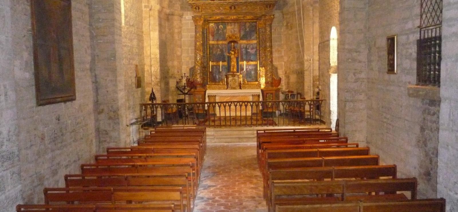 Visite commentée de Notre-Dame des Cyprès