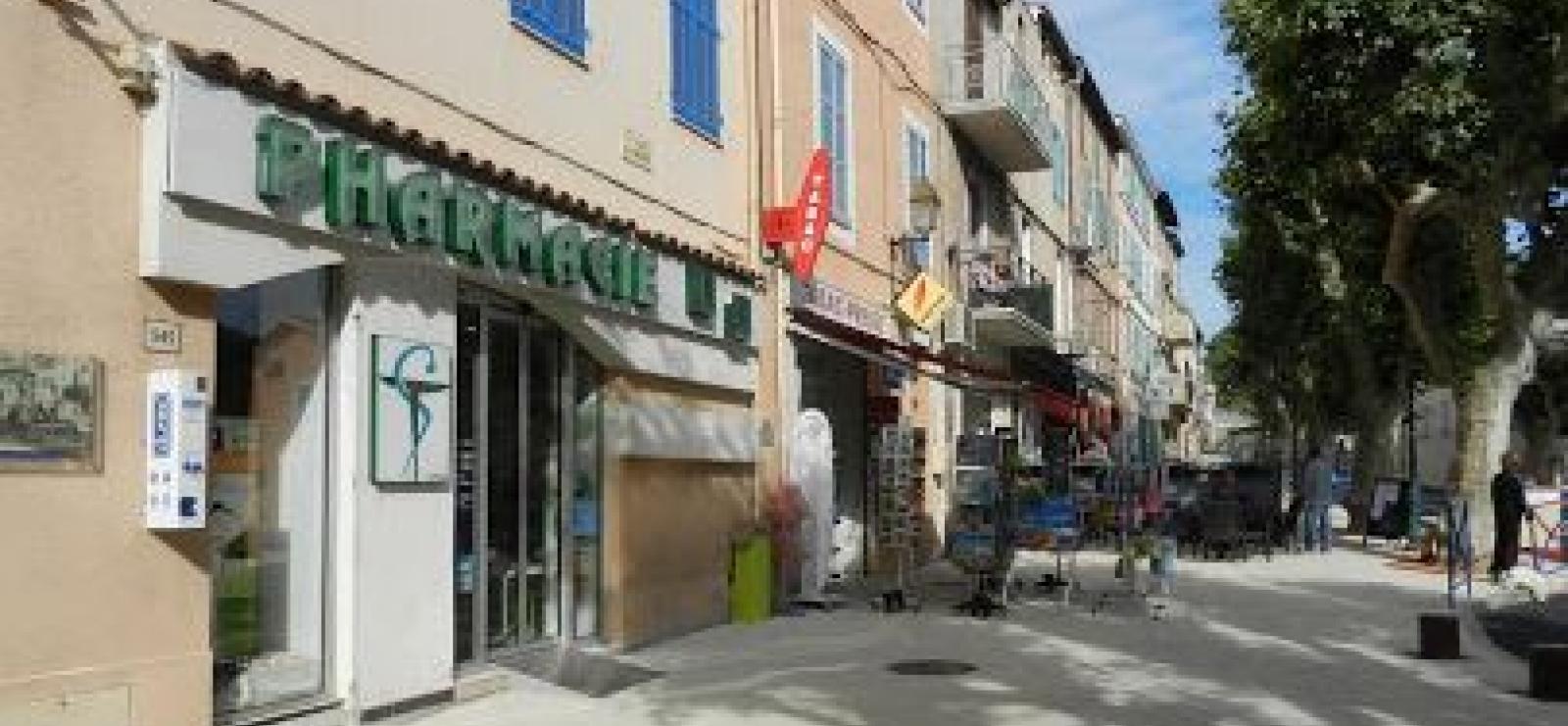 Pharmacie de Bagnols