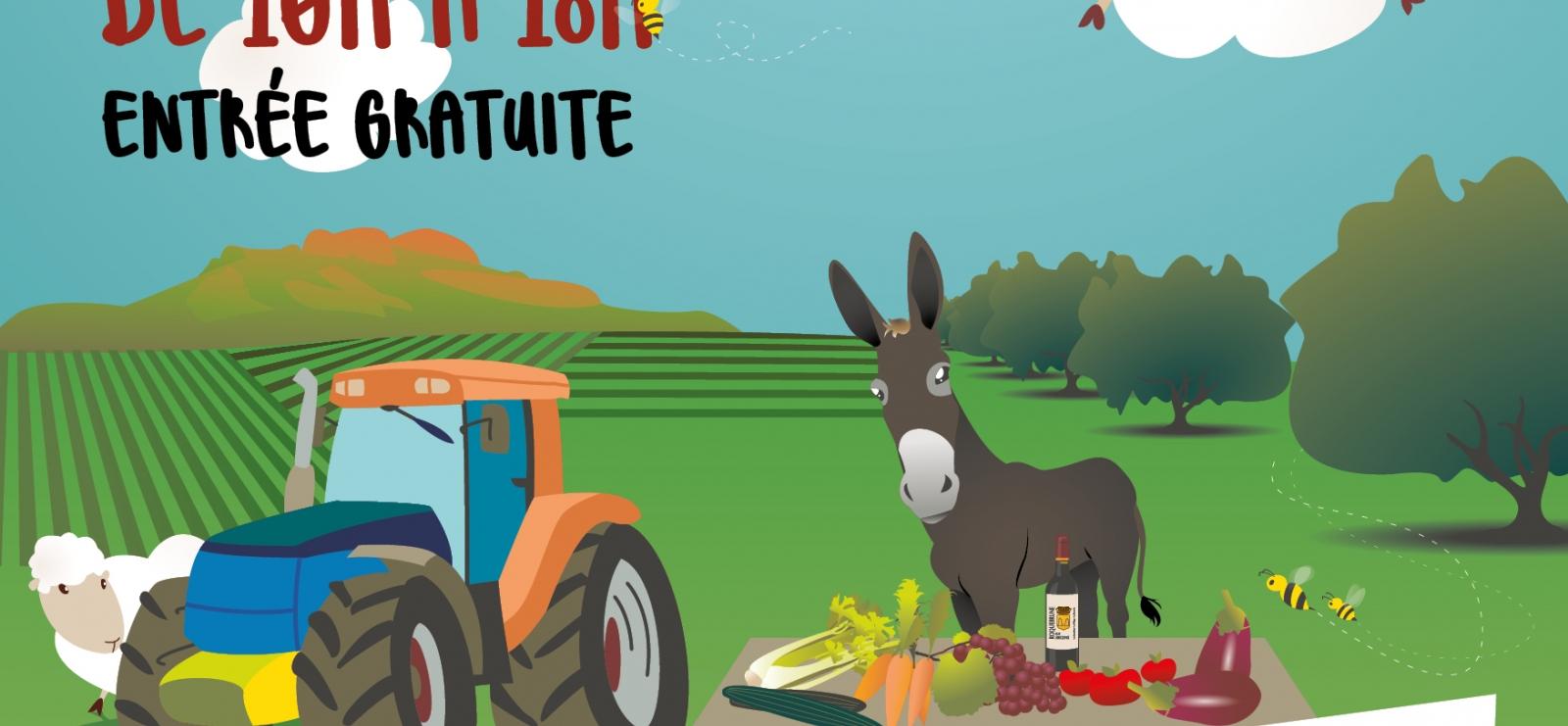 Fête agricole