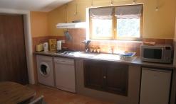 cuisine pièce à vivre le lantana