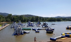 Parc Aquatique lac Perrin