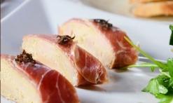 plat menus gastronomiques_lecarré d'ange