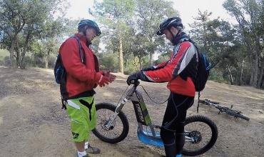 Cap Esterel Bike