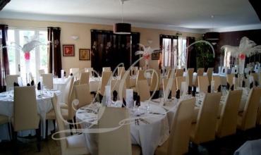 salle restaurant le mas des anges