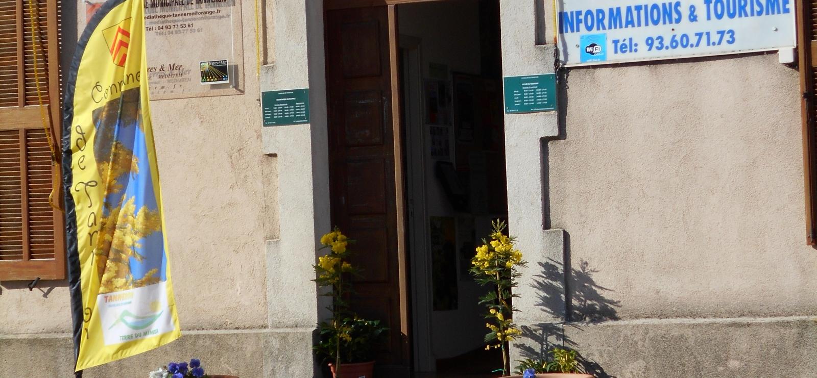 Bureau d'information touristique de Tanneron