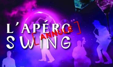 Annulé - Apéro Swing à l'Estérel Arena : Burgundy Swing