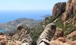 Randonnée - Le tour du Cap Roux
