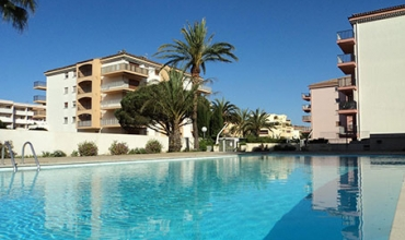Location résidence piscine