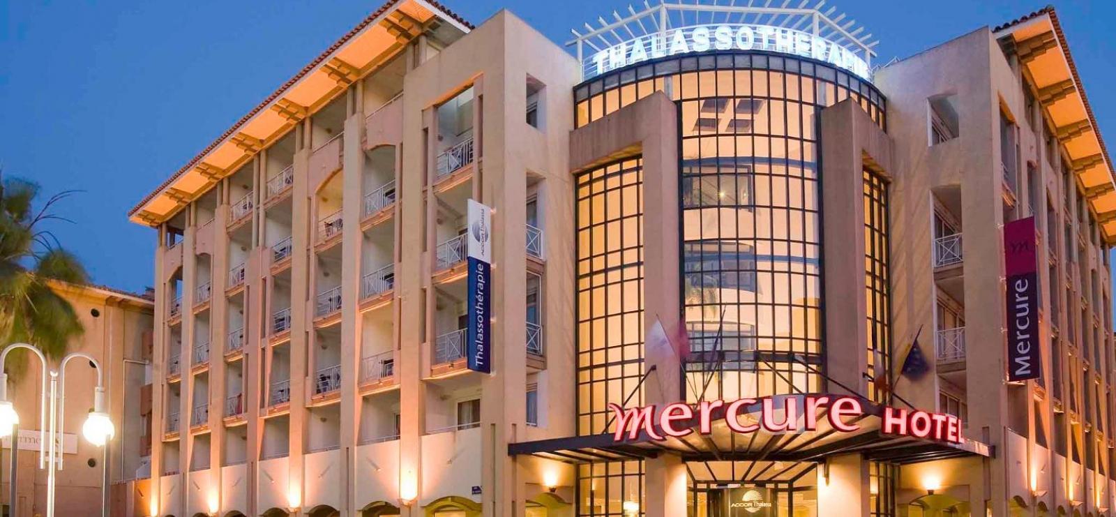Détente en Méditerranée - Mercure Thalasso