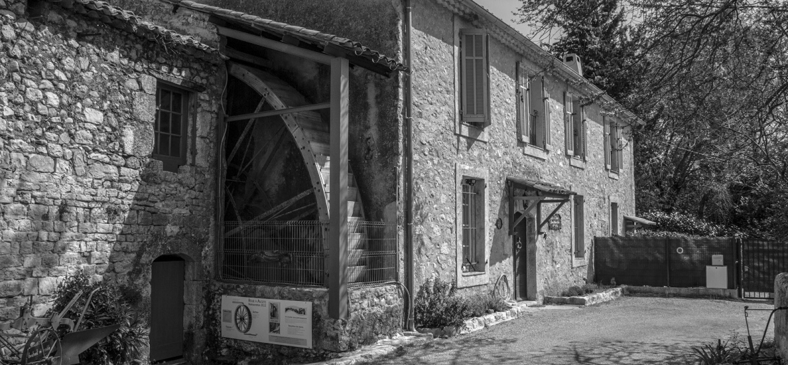 Bâtiment Moulin Musée