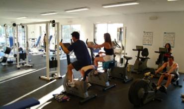 La Palmeraie - Fréjus - fitness et musculation