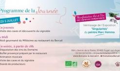 Journée Millésime au Domaine Le Bercail