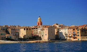 Excursion en mer : Saint-Tropez Marché & plages