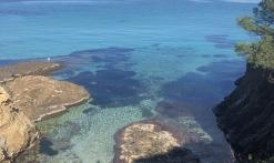 Combiné Port Cros / Porquerolles avec les Bateaux Verts au départ du Port des Issambres