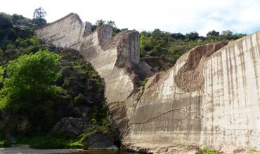 Randonnée Boucle du barrage de Malpasset