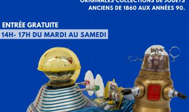Le musée 'Bien jouet'