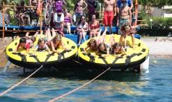 Slide water camp