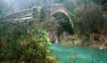 Pont sur la Siagne