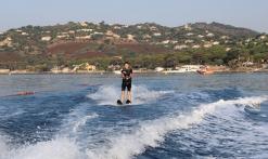 ski nautique / wakeboard sur mer - WGP
