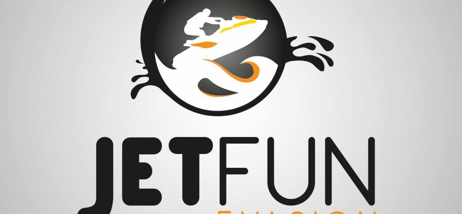 Jet Fun Evasion - Logo