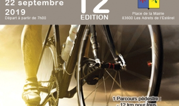 Annulé - La Gaspard de Besse - course cycliste