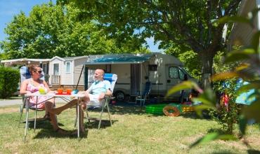 Camping La Plage d'Argens