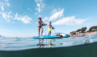 Step Paddle avec Eco Gliss aux Issambres
