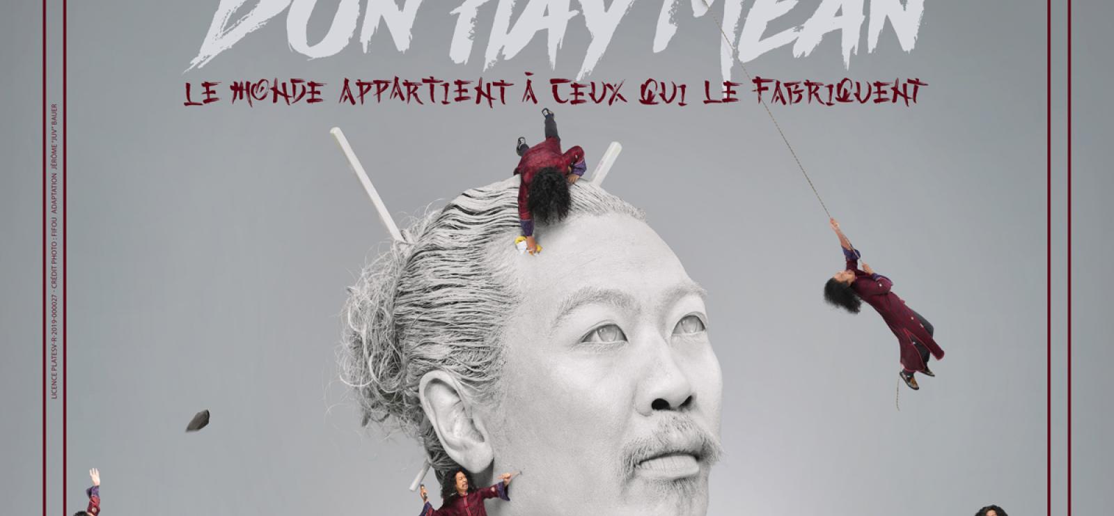 Festival du Rire : Bun Hay Mean