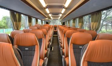 Monaco - Excursion bus Beltrame