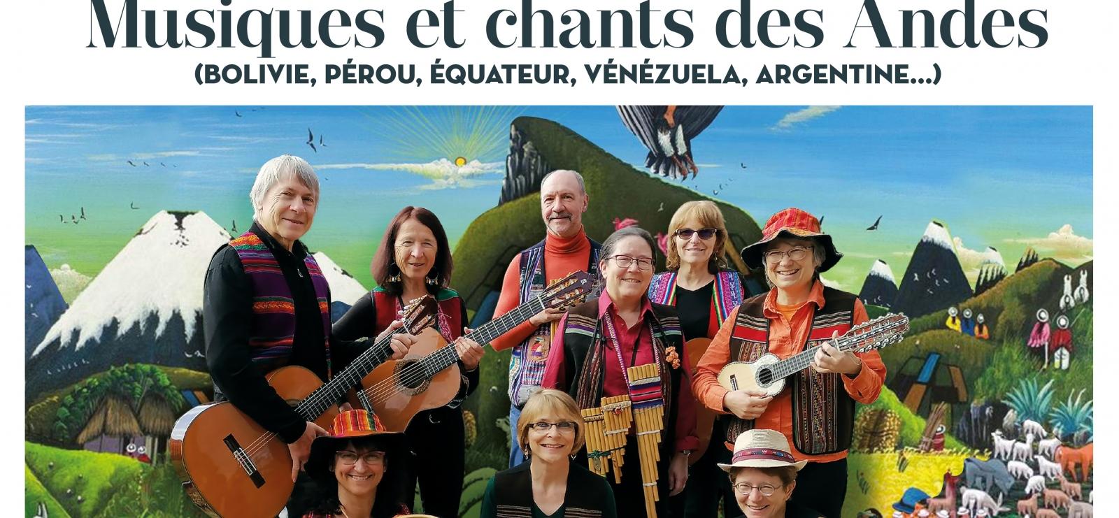 Concert « Sueno Andino »