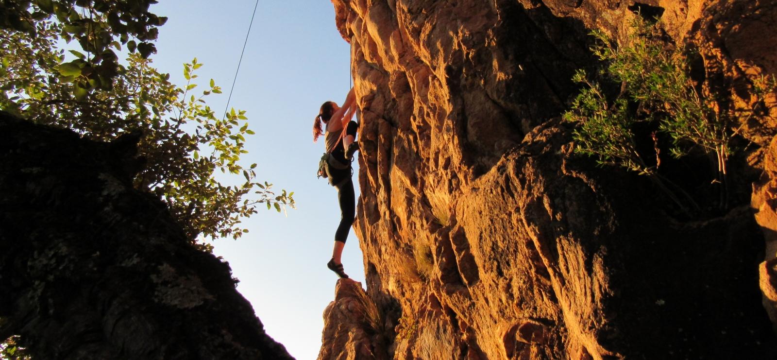 Canyon Azur Escalade